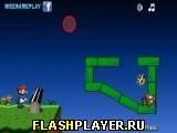 Игра Злой Марио против Гумбы онлайн