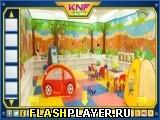 Побег из детской игровой комнаты 2