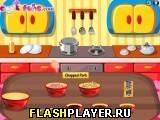 Игра Спагетти с мясом онлайн