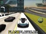 Игра Ралли на суперкаре полиции Дубая онлайн