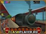 Игра Мальчик в поезде онлайн