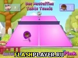 Доктор Плюшева – настольный теннис
