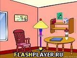 Игра Побег из розовой комнаты онлайн