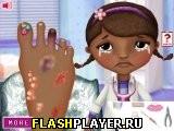 Доктор Плюшева – лечение ноги