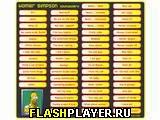 Игра Звуковое табло: Гомер Симпсон онлайн