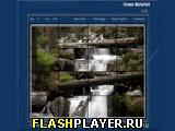Игра Лесной водопад онлайн