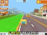 Пиксельная дорога – таксопарк