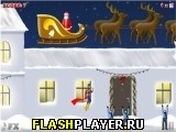 Игра Супер герой в Рождество онлайн