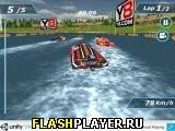 Игра Гонки на катерах онлайн