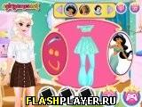 Игра Эльза – сказочные тренды онлайн