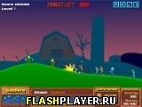 Игра Зомби война онлайн
