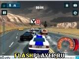 Патрульная гонка на шоссе