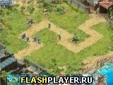 Игра Чемпионы защиты замка онлайн