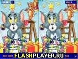Игра Том и Джерри – Различия онлайн