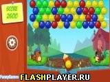 Игра Пузырьки бобров онлайн