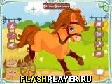 Милая лошадь