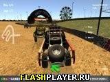 Игра 3Д гонка на внедорожниках онлайн