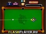Игра Девять шаров – флеш бильярд онлайн