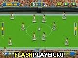 Игра Футбол щелчками онлайн