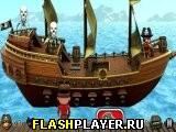 Игра Пиратский погром онлайн