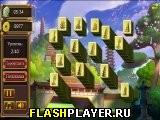 Игра Маджонг китайская башня онлайн