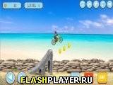 Мотогонка по пляжу