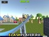 Игра Гонка на байке 3Д онлайн