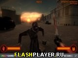 Игра Опасность зомби онлайн