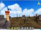 Игра Лучник в Хэллоуин онлайн
