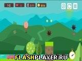 Игра Сумасшедшее приключение воздушного шара онлайн