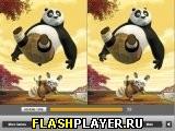 Панда в действии