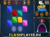 Игра Цветная головоломка онлайн
