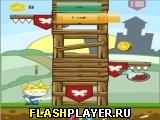 Игра Разрушь башню онлайн