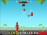 Игра Броски мяча на улице онлайн