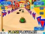 Игра Горящие колеса – задворки онлайн