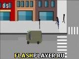 Игра Город стикменов онлайн