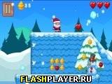 Санта против снежных монстров
