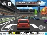 Игра Пиксельная гонка 3D онлайн
