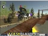 Трюки на мотоцикле 3Д
