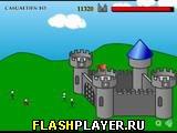 Игра Защитите свой замок онлайн