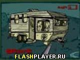 Игра Бойня на стоянке трейлеров онлайн