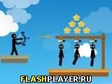 Игра Стикмен лучник герой онлайн