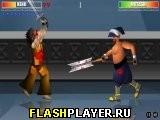 Бойцы самураи