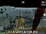 Игра Зомби и вертолёт онлайн