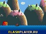 Игра Катер Супер Марио онлайн