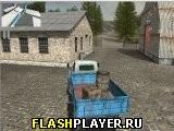 Водитель грузовика 3Д