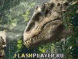 Мир динозавров – скрытые яйца