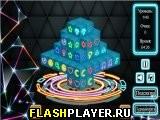 Игра Неоновый маджонг 3Д онлайн