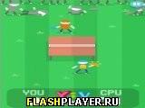 Игра Пинг-понг стикмена онлайн