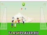 Игра Забавный футбол онлайн
